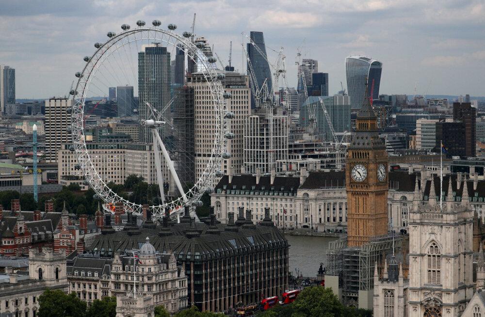 Suurbritannia valitsus hoiatas EL-i kodanikke liikumisvabaduse lõppemise eest sel sügisel