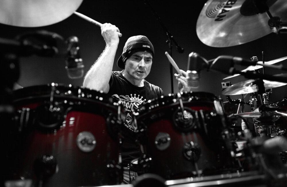 VIDEO: Austraallasest trummigeenius Virgil Donati ootab Rock Cafesse kontserdile