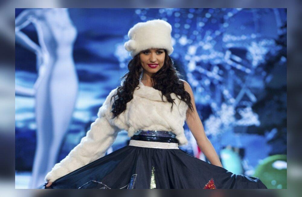 МНОГО ФОТО: Мисс Вселенная 2012: шоу костюмов