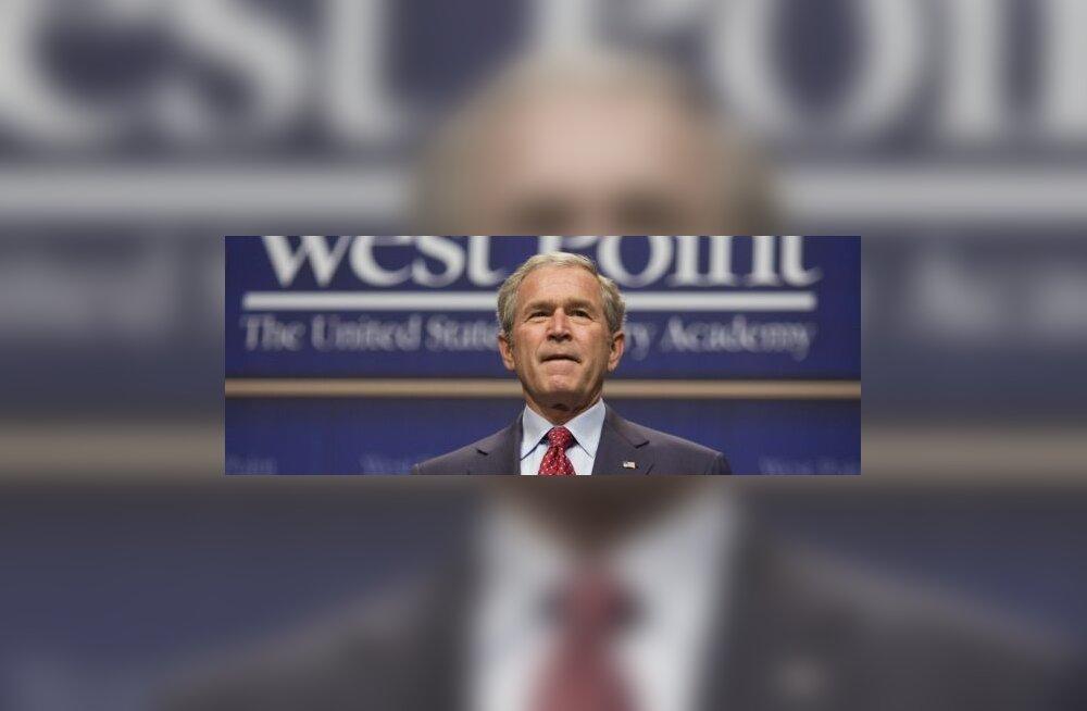 Bush kutsus jätkama võitlust al-Qaida vastu