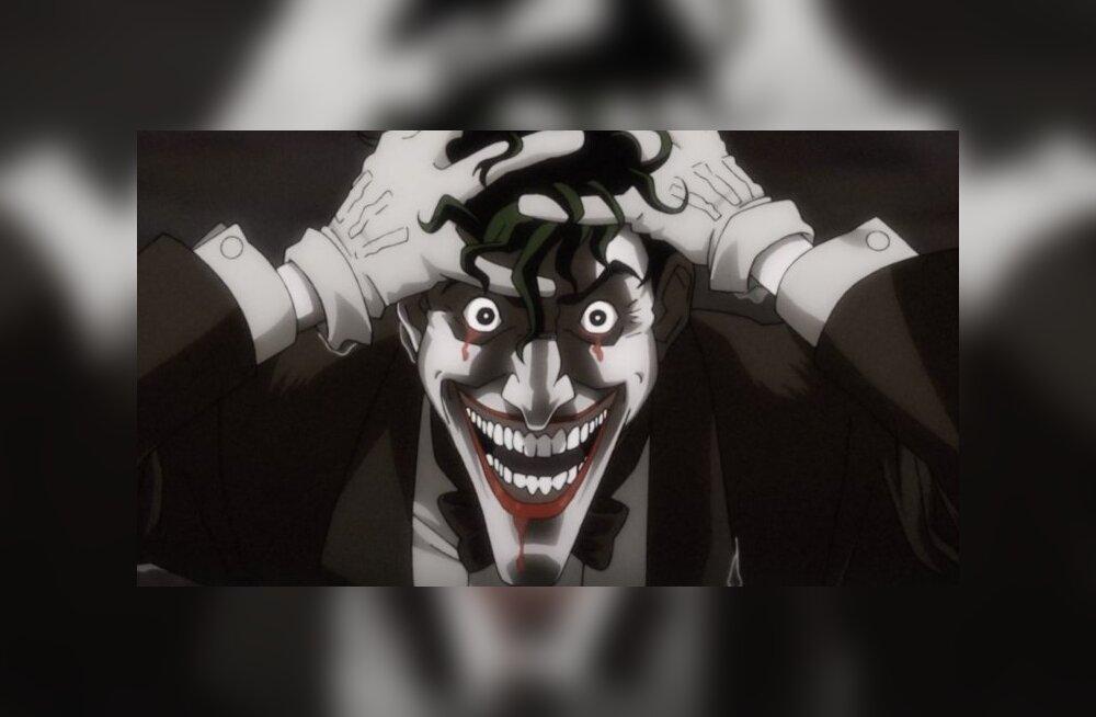 """TREILER: Alla 17-aastastele mittesoovitatav animatsioon """"Batman: The Killing Joke"""""""