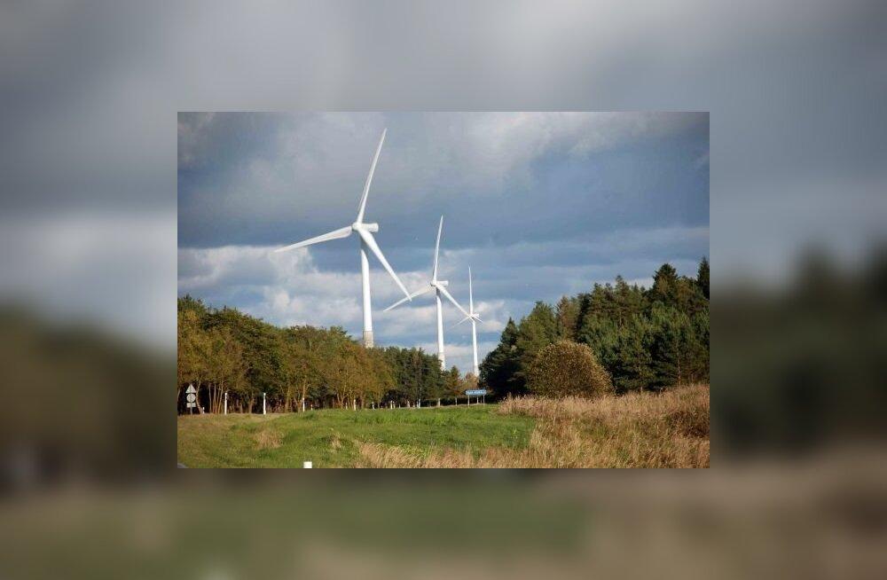 Teleskooplabadega tuulikud avardaks tuuleenergia tootmisvõimalusi