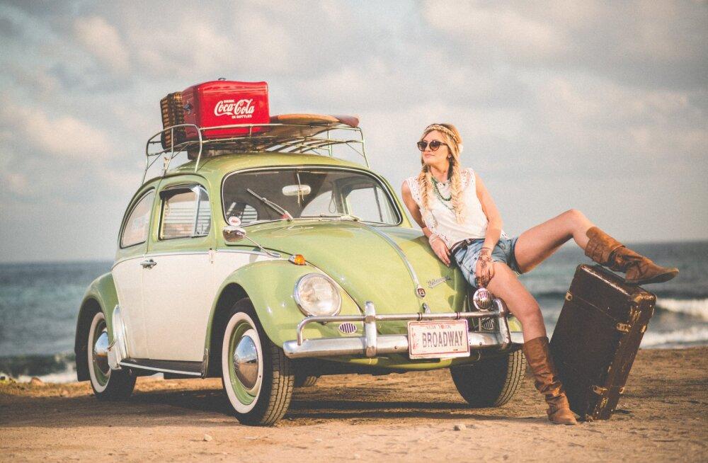 LAISA REISIJA NIPID | Vaata, kuidas muuta reisimine võimalikult mugavaks
