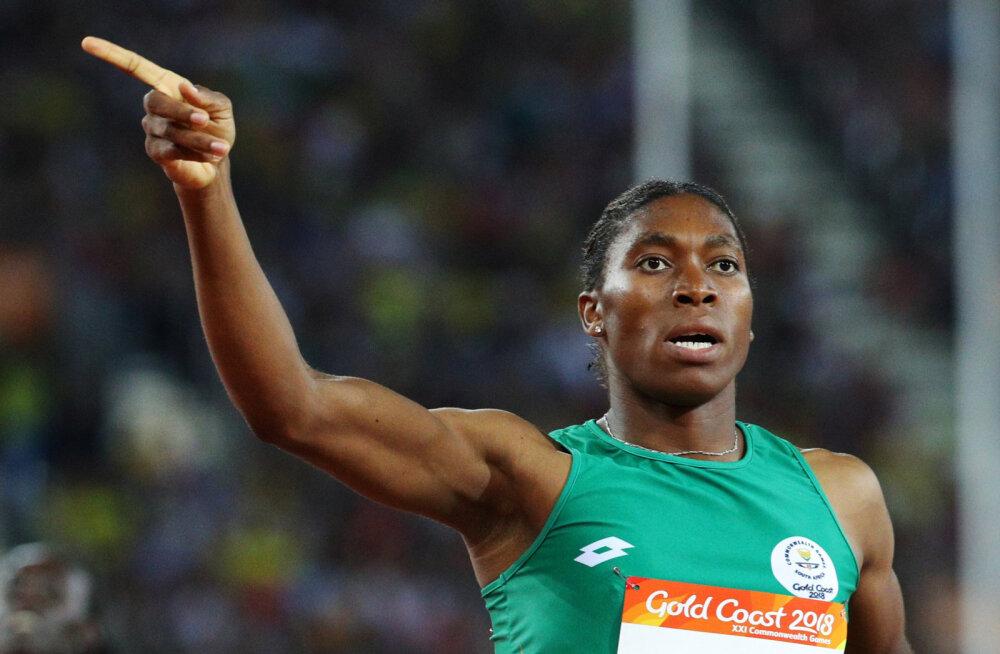 Lõuna-Aafrika astub Caster Semenya nimel IAAF-iga võitlusesse. Kas mehelik Semenya tohiks naiste seas võistelda?