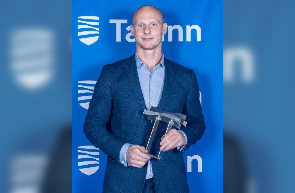 Tallinna aasta sportlaseks valiti Novosjolovi, Kiivika ja Kanteri ees üllatusmees