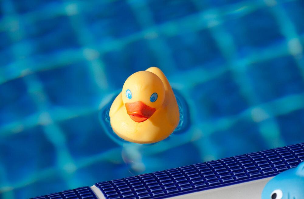cd8b3fcbfe4 FOTO | Hoiatus lapsevanematele! Naine jagas Facebookis hirmuäratavat lugu  sellest, kuidas ta laps basseinivee