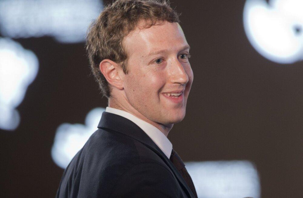 Facebooki looja Mark Zuckerbergi lemmikloom on haruldast tõugu koer