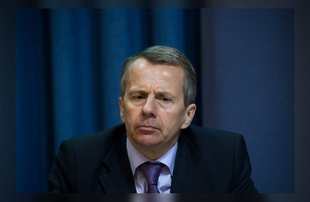 Rahvusvahelise Valuutafondi (IMF) Eesti missiooni lõpukohtumise pressikonverents