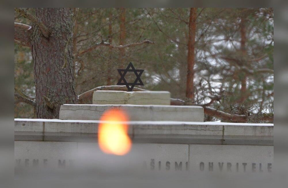 Holokausti mälestuspäev