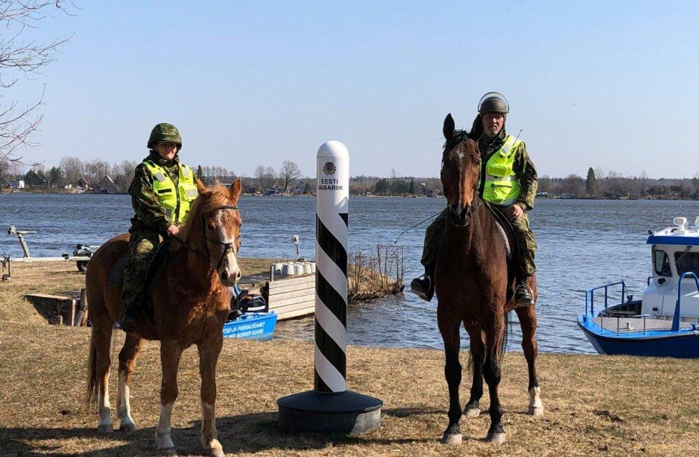 Eestis alustas patrullimist ratsapiirivalve