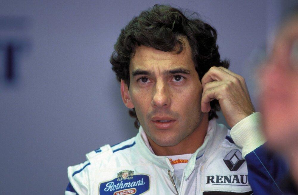 VIDEO   Täna 26 aastat tagasi: San Marino GP-l hukkus Ayrton Senna