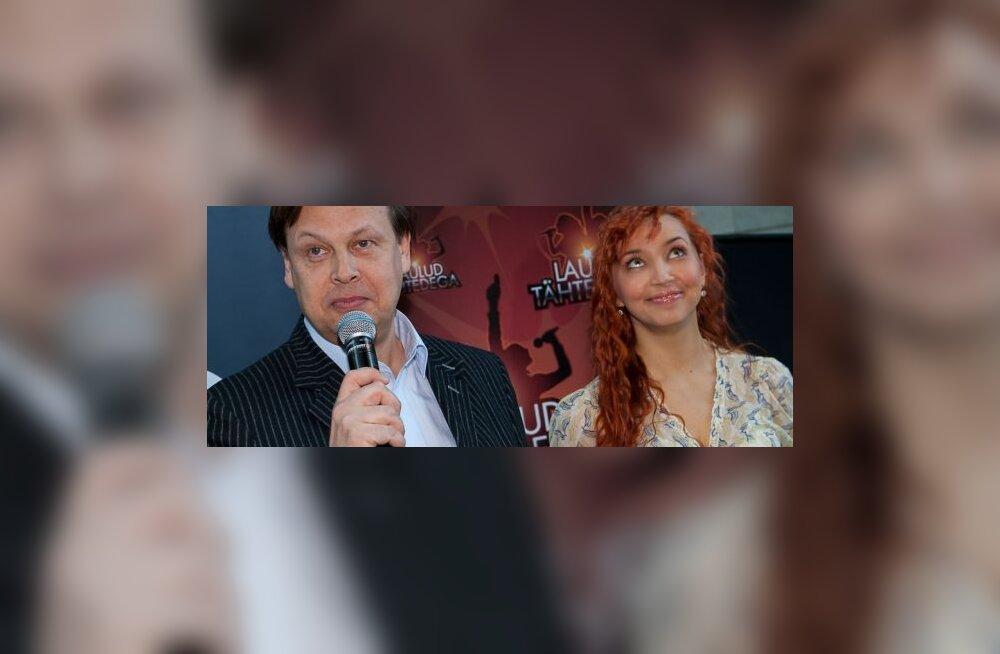 fffd3da006e Margus Hanson laulab abikaasale ja labrador Reverendile - Publik