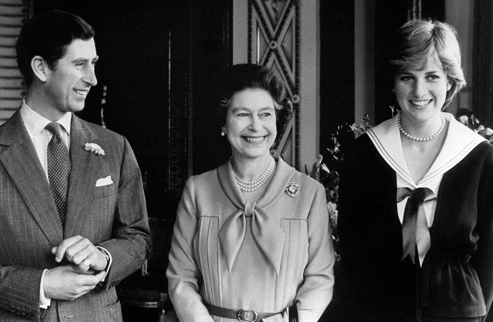 Kuninganna Elizabeth II tegi printsess Diana matustel midagi, mida keegi ei osanud oodata