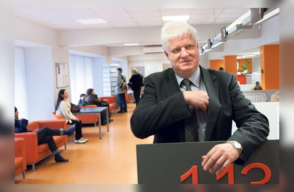 Meelis Paavel: Töö otsimine on täiskohaga töö!