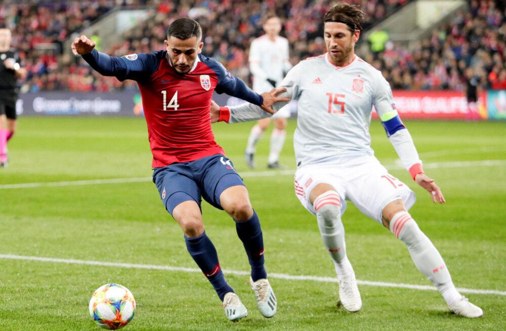 EM-valiksari: Sergio Ramosel oli suur õhtu, Itaalia tagas edasipääsu, Soome sai suure kaotuse