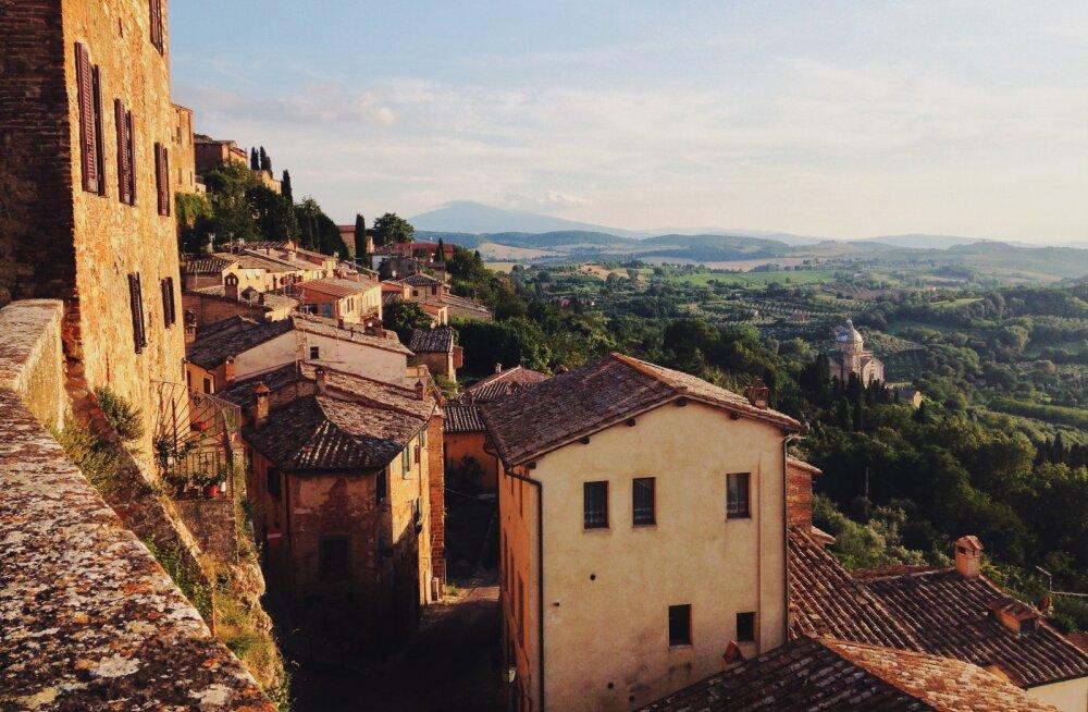 Kaval plaan! Kiratsevatele, ent piltilusatele Itaalia küladele puhutakse eluvaim sisse