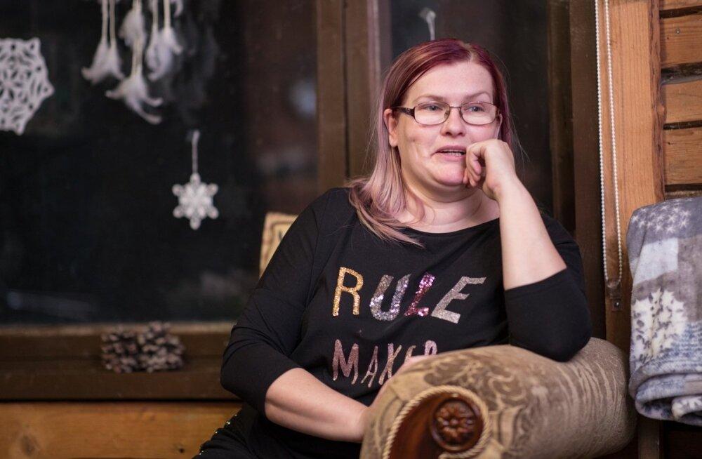 """ФОТО и ВИДЕО: """"Девочка из Таллинна"""" Кристель Алликмяэ: никогда не подумала бы, что перееду жить в Ида-Вирумаа!"""