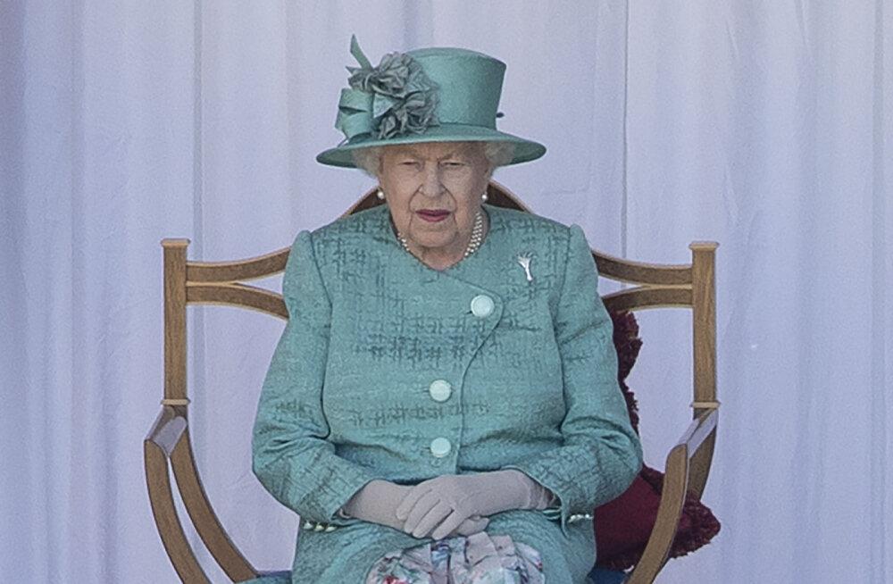 FOTOD | Ei perekonda, ei juubeldavat publikut: vaata, kuidas möödus kuninganna Elizabeth II ajalooliselt tagasihoidlik sünnipäev