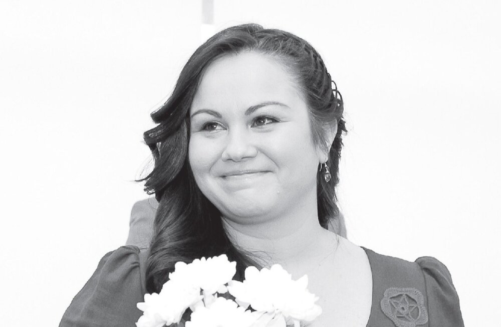 Lívia Rocha Telles - lumelembene brasiillanna, kes õpetab Parksepa koolilapsi