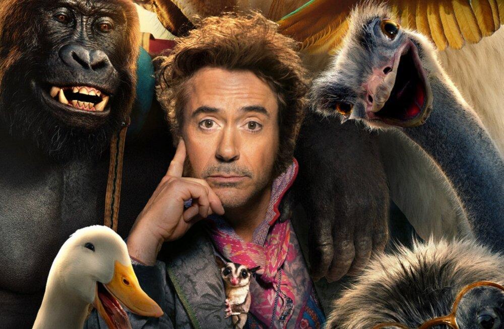 """Rassistlik koer, hull režissöör, põrgulik produktsioon - Robert Downey Jr. uue filmi """"Doktor Dolittle"""" telgitagused maalivad kohutava pildi"""