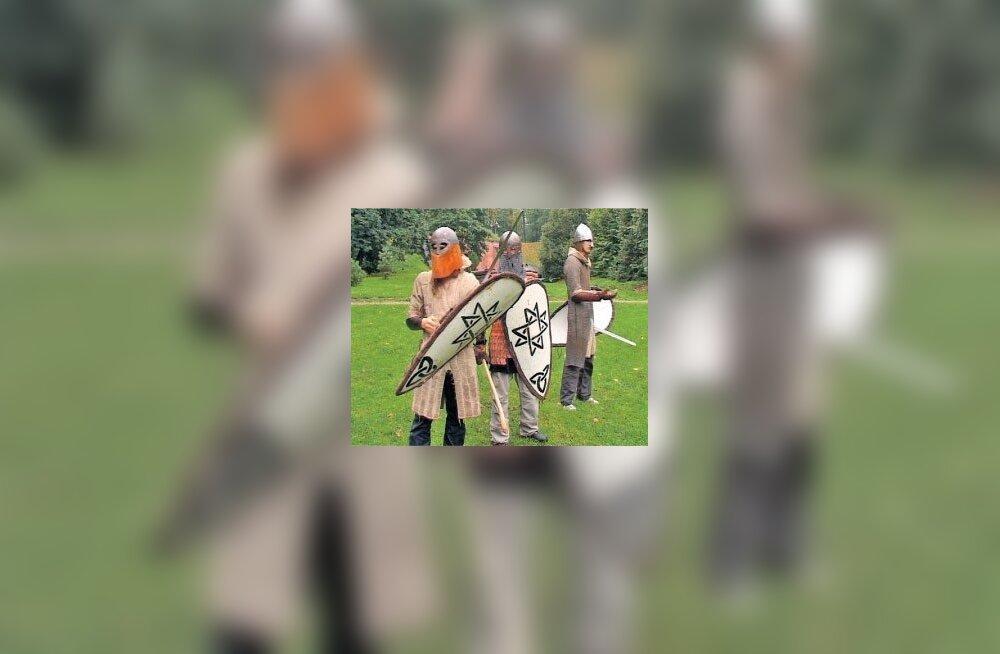 Ajaloolase värske teooria: Ümera lahingut võisid alustada hoopiski sakslased