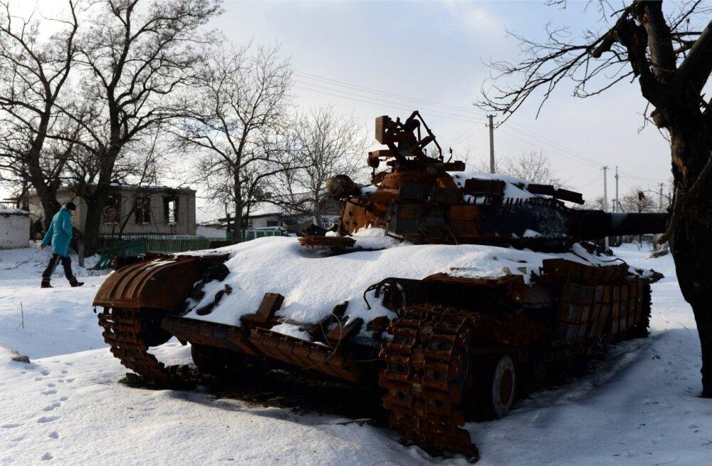 Ukraina sõjaväelased saavad vastase tanki hävitamise eest 2660 ja lennuki hävitamise eest 6700 eurot