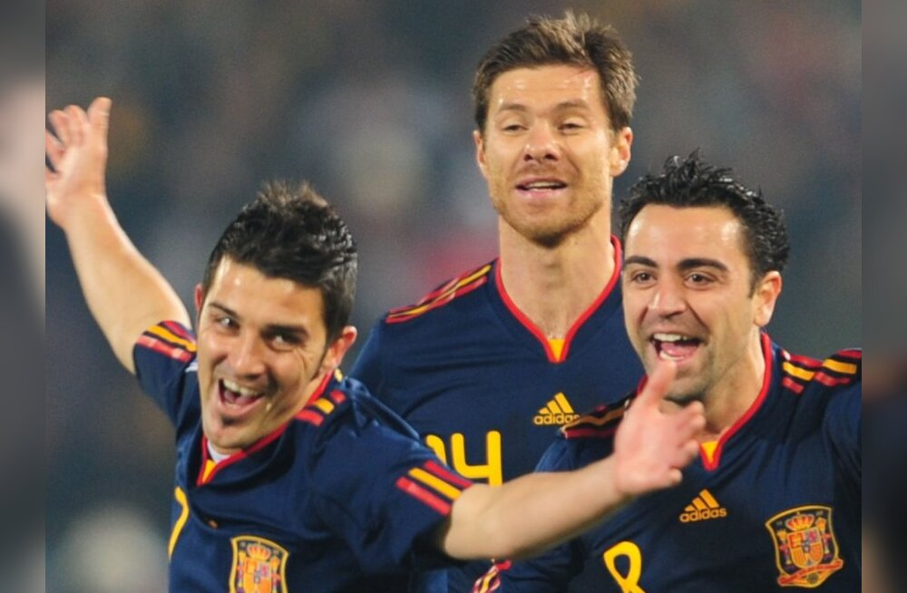 06aaf6a0aff VIDEO: David Villa värav viis kommentaatorid ekstaasi! - Sport