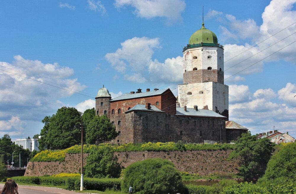 Орден меченосцев потребовал вернуть себе обратно Выборгский замок