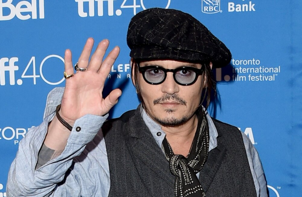 Johnny Depp on comebackiks valmis