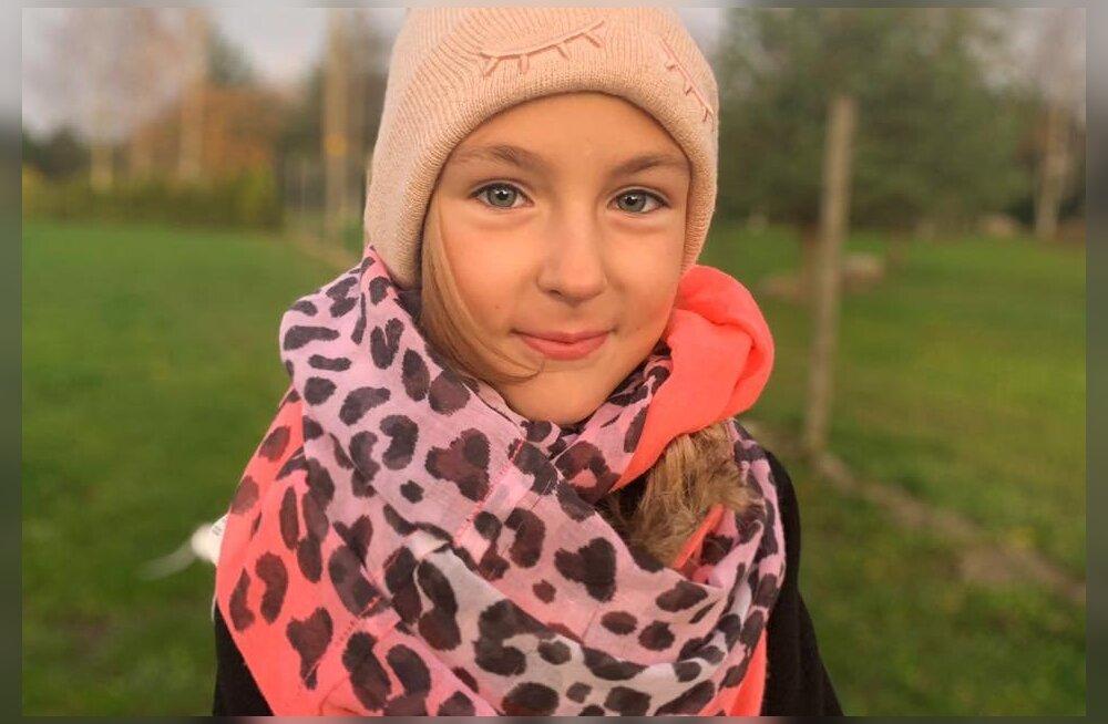 Kaks aastat tagasi eestlaste abi palunud Annabel on vähi seljatanud ja vaatab lootusrikkalt tulevikku
