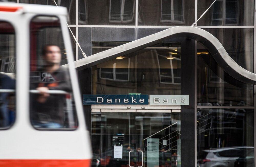 Danske panga hoone Tallinnas