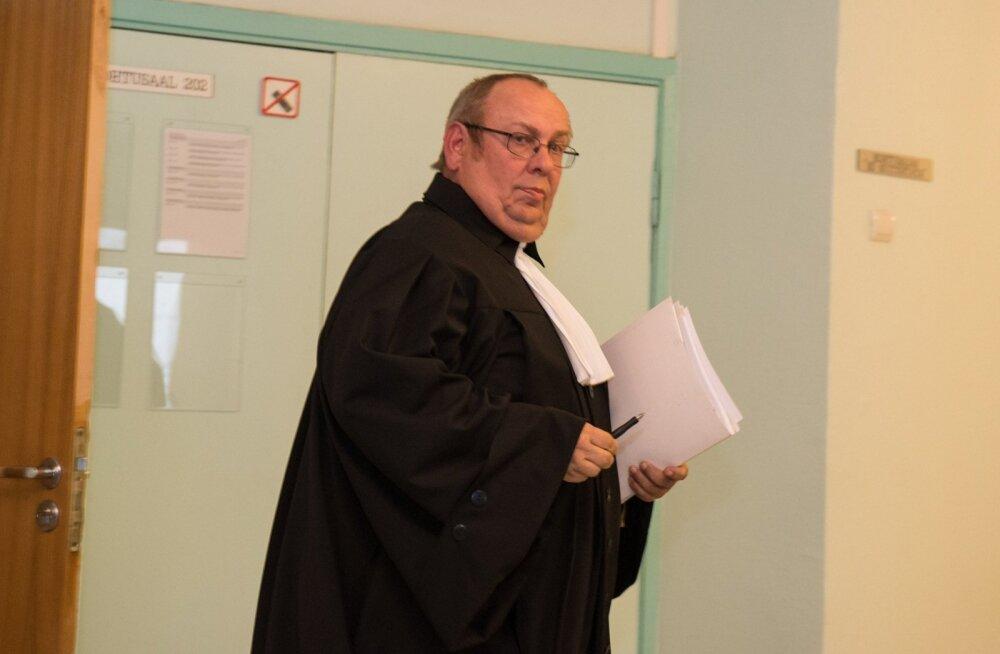 Liivalaia Kohtumajas