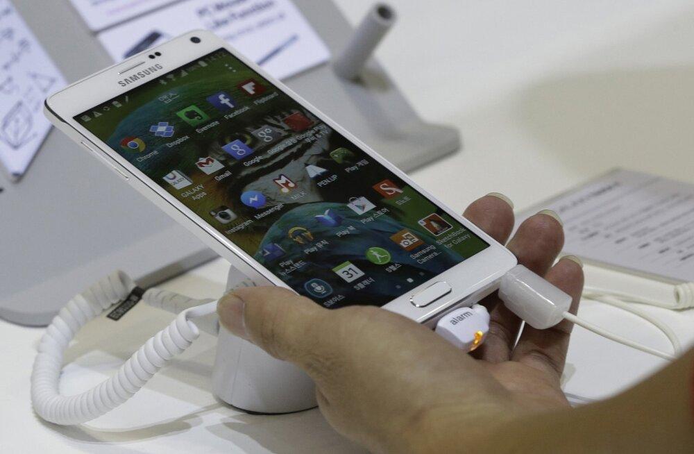 Uuring: millist nutitelefoni saab kõige rutem täis laadida?