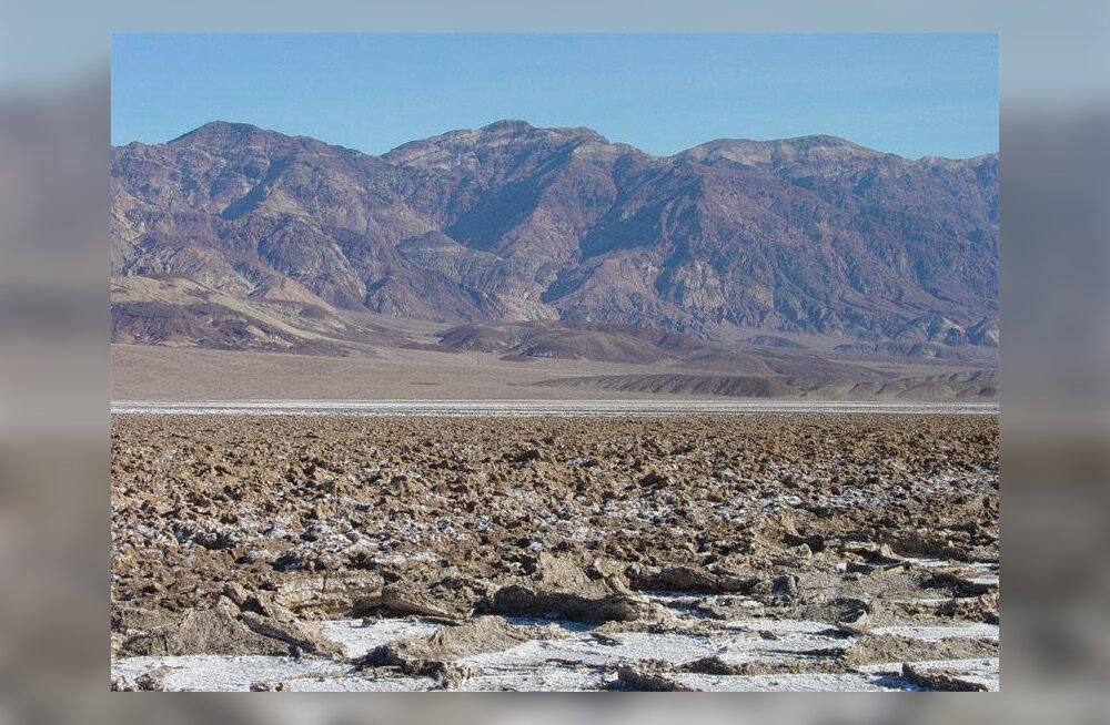 Sada aastat maailma kuumarekordit - ehk miks Surmaorg, mitte Liibüa kõrb