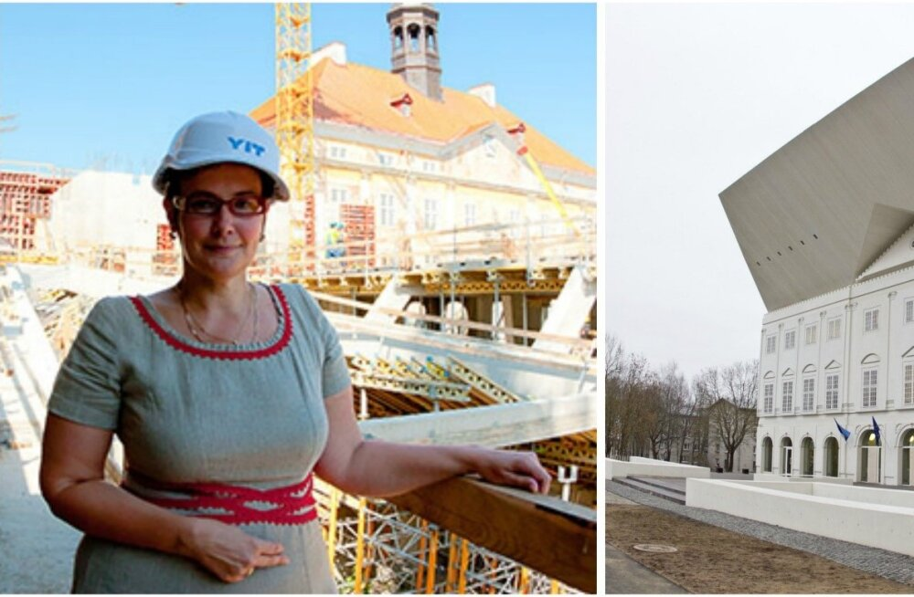 Kuidas Narva sai nähtamatute tähtedega kirjutatud EUROOPA