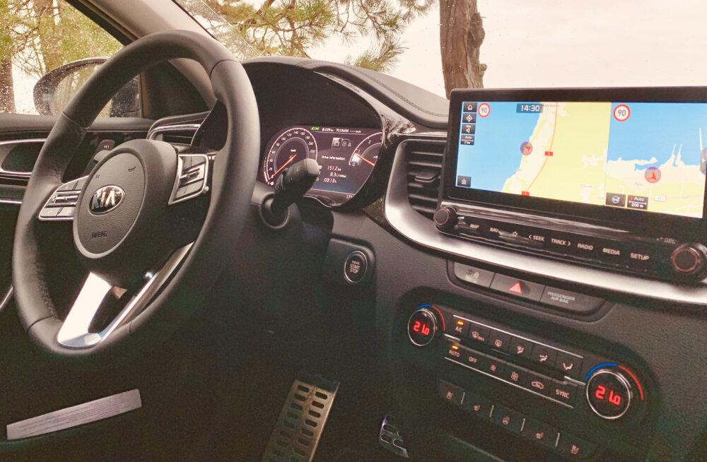 Lugeja küsib: kas rendi- või demoautode kasutamine on eriolukorras turvaline?