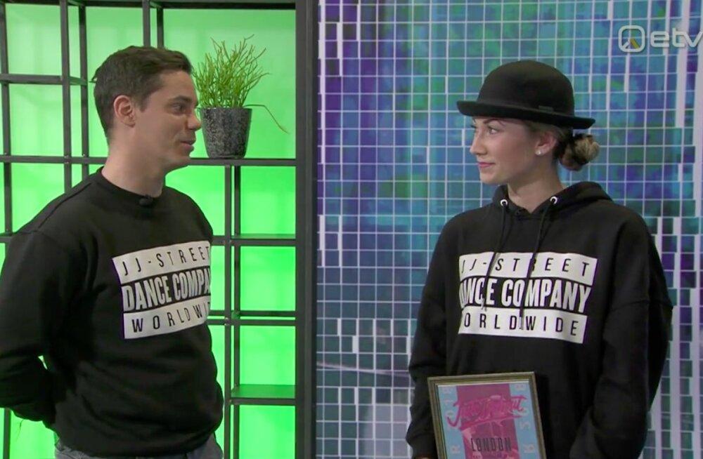 VIDEO | Võimas värk! Eesti tantsija pääses maailmakuulsa tänavatantsuvõistluse finaali