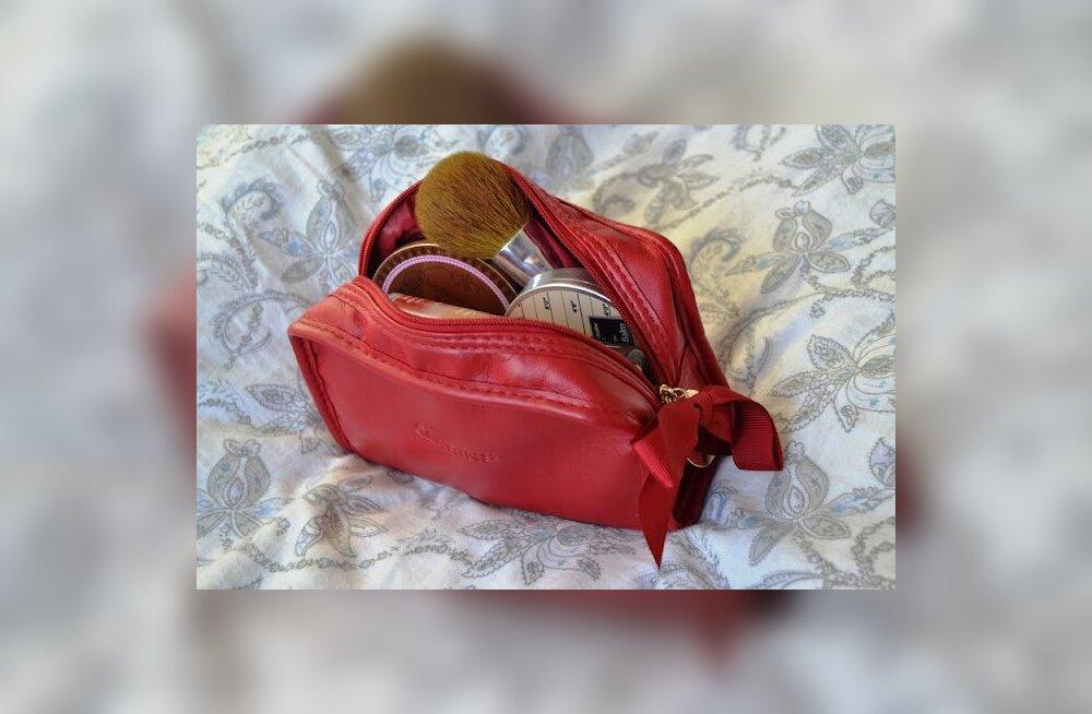 Anna Elisabethi ilublogi: Kavalad tüdrukud kohvrit ei koorma!