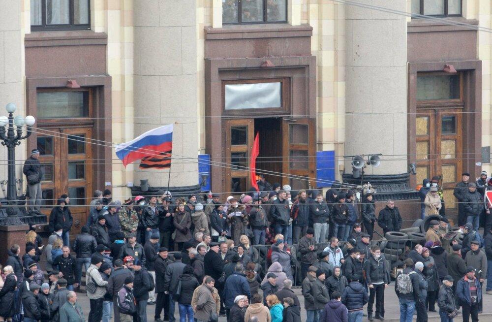 Vene ajaleht avaldas juba enne Janukovõtši kukutamist koostatud Ukraina tükeldamise plaani
