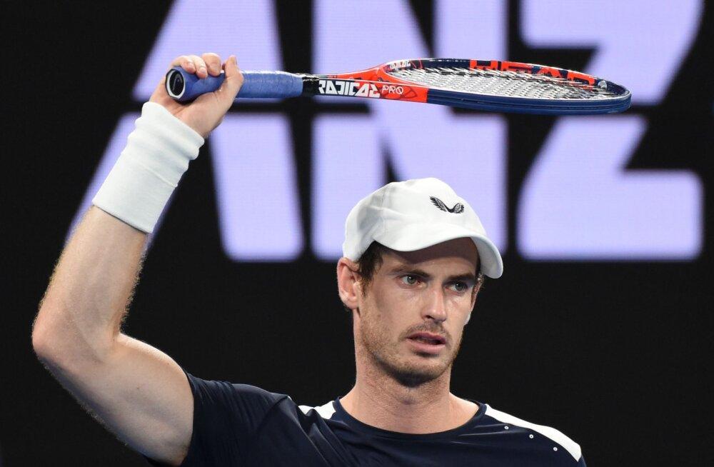 Karjääri viimane mäng? Hispaanlasele vägeva lahingu pakkunud Andy Murray langes võideldes