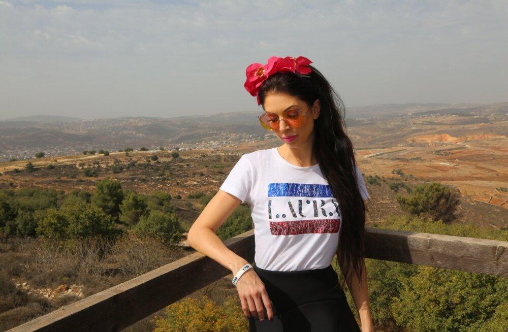 Laura Põldvere Liibanonis
