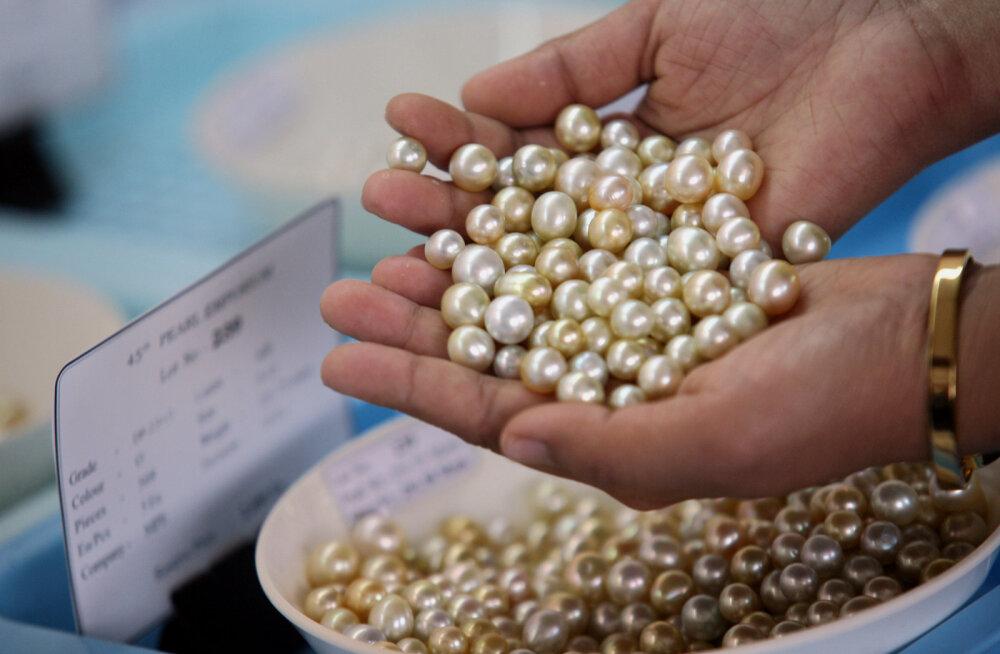 Недалеко от Абу-Даби нашли древнейшую в мире жемчужину