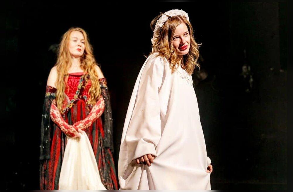 Фантазии между сном и реальностью по пьесе У. Шекспира. Самая известная история о любви!