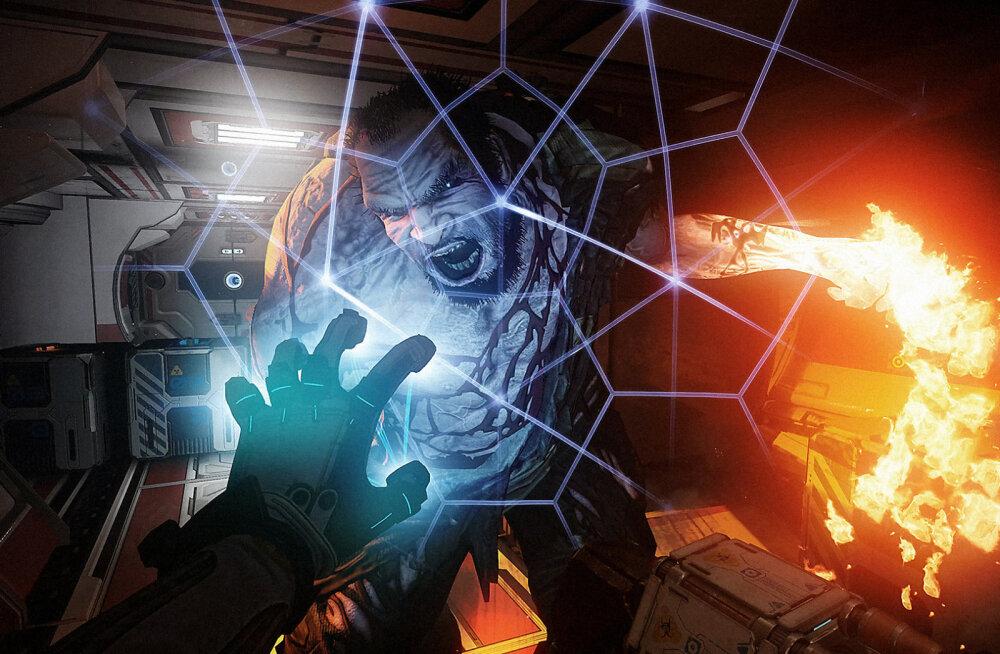 FORTE MÄNGUARVUSTUS   The Persistence (PS4) – just nii lahe virtuaalreaalsusmäng kui oodanud oleme!