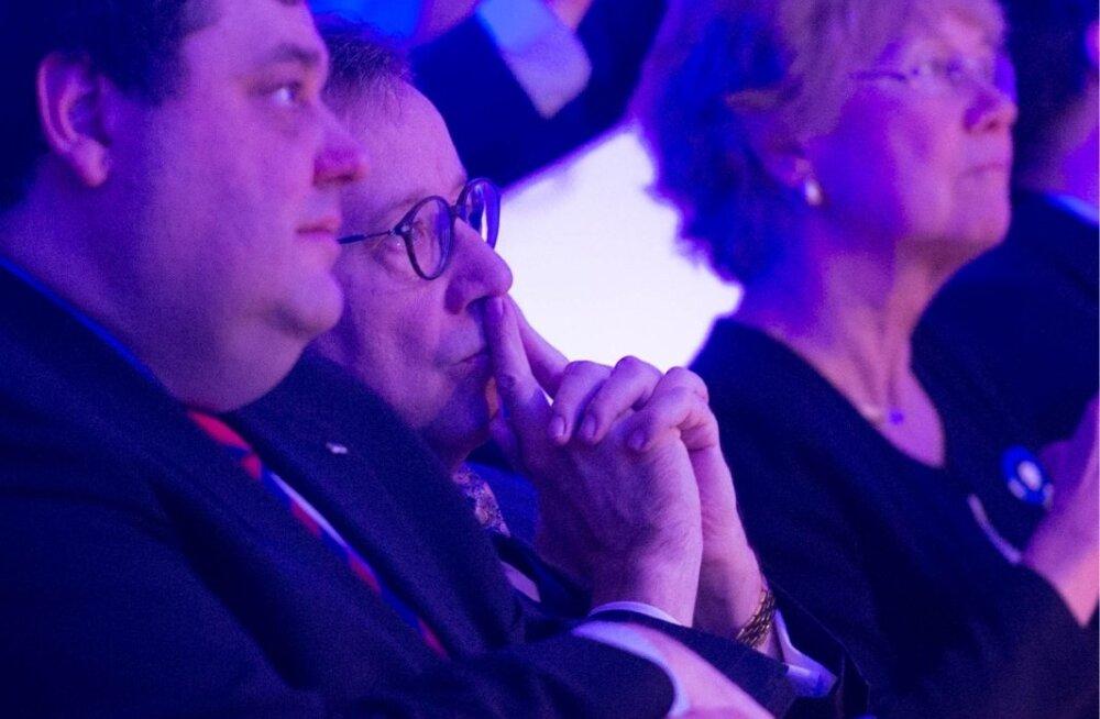 DELFI VIDEO ja FOTOD: President Ilves: Eesti Kongressi julgus on toonud Eestile edu