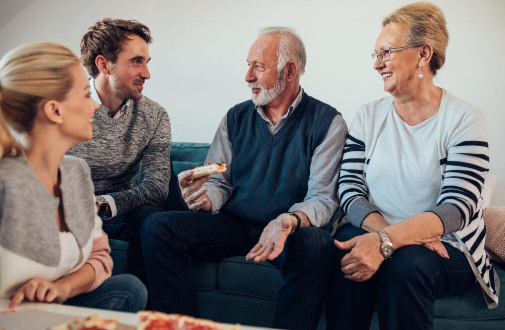 Tahad oma pereliikmeid ja sõpru paremini tundma õppida? On 50 küsimust, mille vastuseid sa võiksid teada