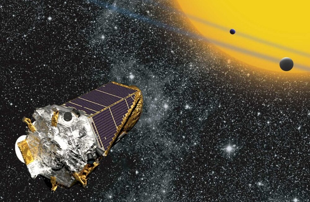Kunagise Naissaare poisi leiutis aitab Kepleri teleskoobil järjest rohkem planeete leida