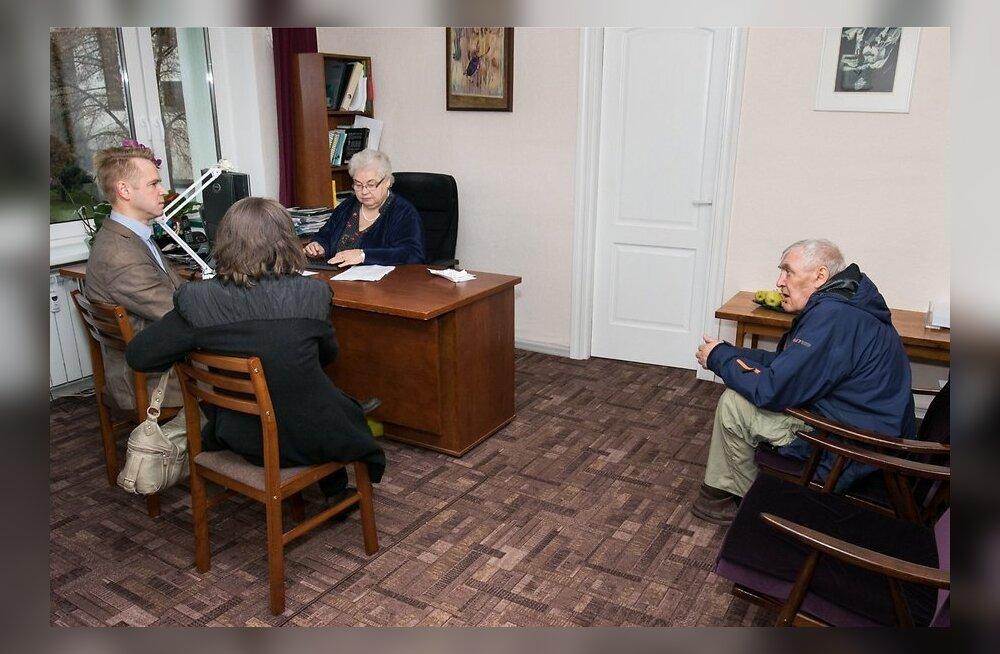 Престарелые дома таллинн якутский дом интернат престарелых и инвалидов