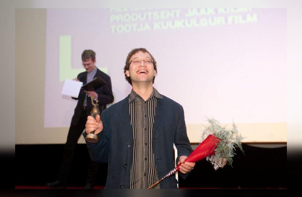 """FOTOD: Aasta filmiks kuulutati Jaan Tootseni """"Uus Maailm"""""""
