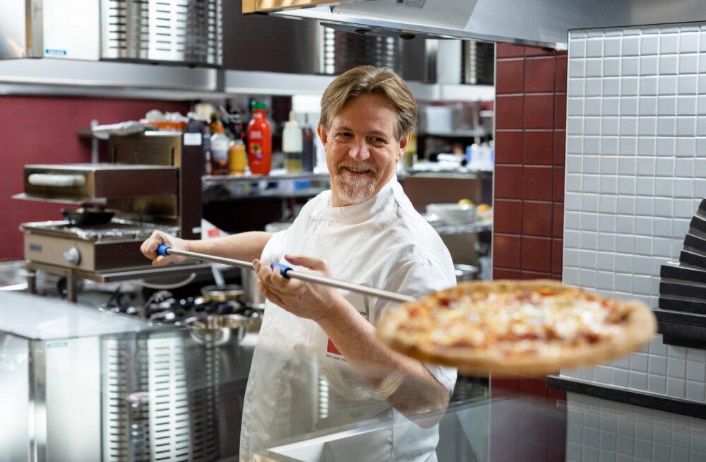 Just selles restoranis saab süüa kõige itaaliapärasemat pitsat